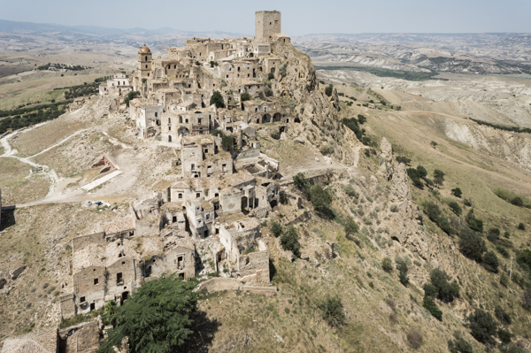 Craco, ghost village