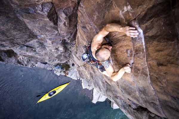 kayak climb Colorado