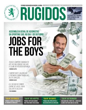 12ª edição – Jobs for the boys
