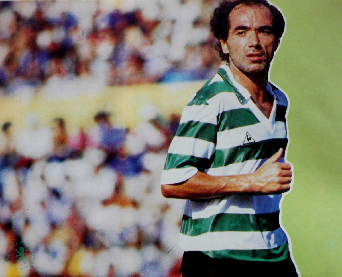 Entrevista a Jaime Pacheco: «Sofri muito, mereço ser campeão pelo Sporting»