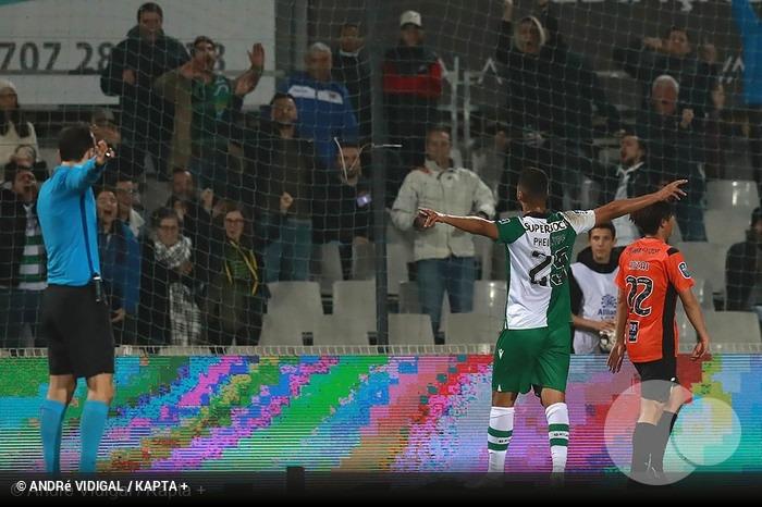 """Espetacular """"remontada"""" coloca Sporting na Final Four da Taça da Liga"""