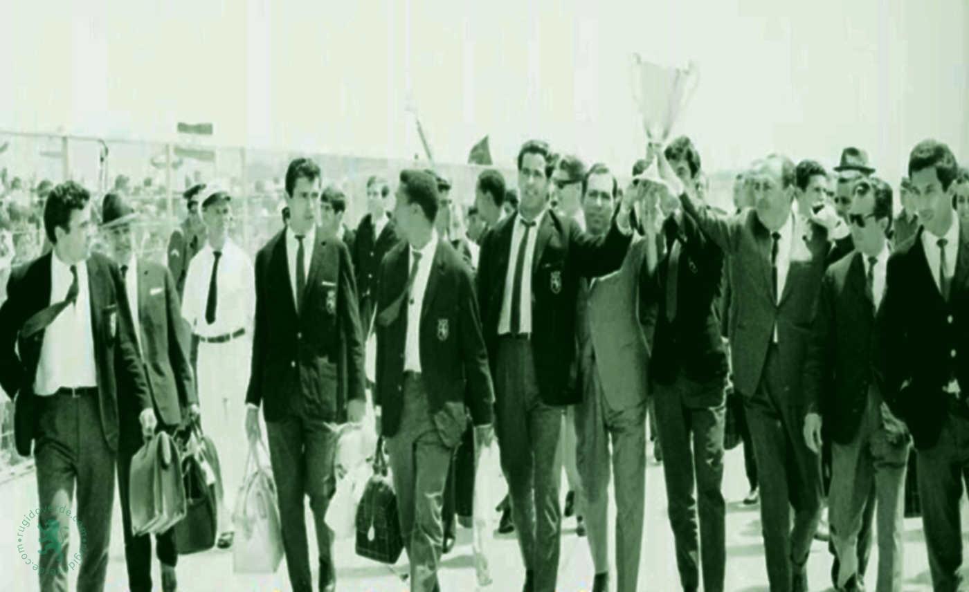 Neste dia… em 1964, Sporting conquista a Taça das Taças