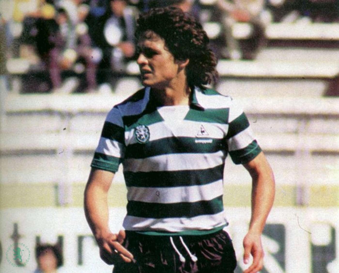Entrevista a Morato em 1985: «Escolhi o Sporting porque foi o primeiro»