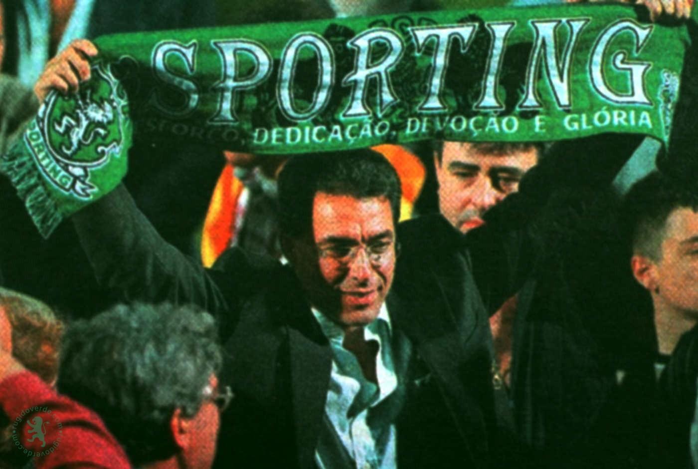 O Sporting vence 4-0 em Vidal Pinheiro e conquista pela 21ª vez o título máximo do futebol nacional