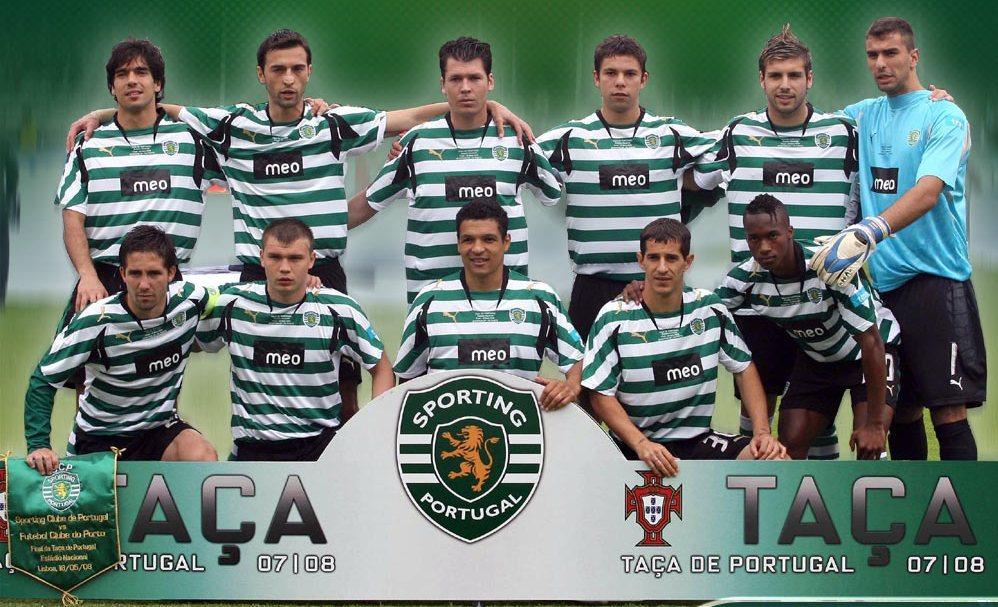 Neste dia… em 2008, Sporting (2-0) Porto na Final da Taça de Portugal