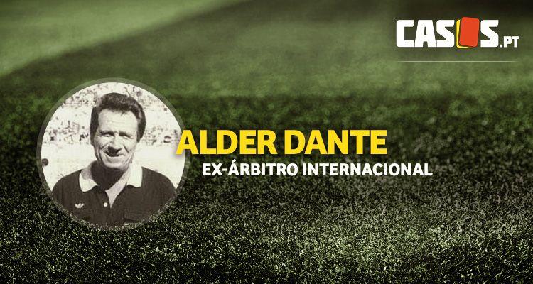 Alder Dante e o insólito golo fantasma de um FC Porto-Sporting: «O Gomes e o Oliveira não tiveram coragem de dizer-me que a bola não entrou»