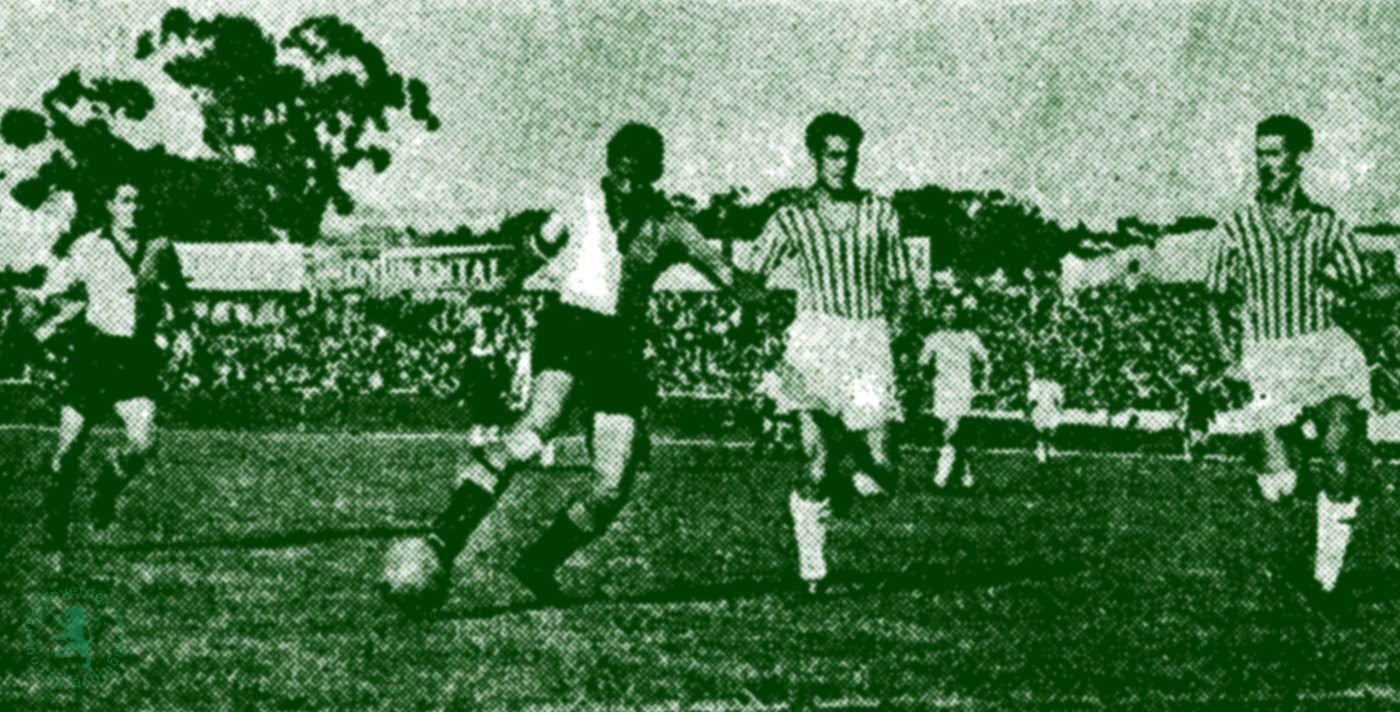 Neste dia… em 1953 – Sporting goleia Lusitano de Évora por 9-0