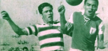 Neste dia… em 1960, hat-trick de Figueiredo na goleada 6-1 ao Sp. Braga