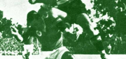 Neste dia.. em 1936: Uma mão cheia de golos nas Amoreiras