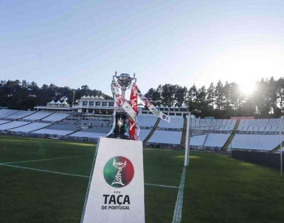 Sacavenense (1 – 7) Sporting: Taça de Portugal 3ª Eliminatória
