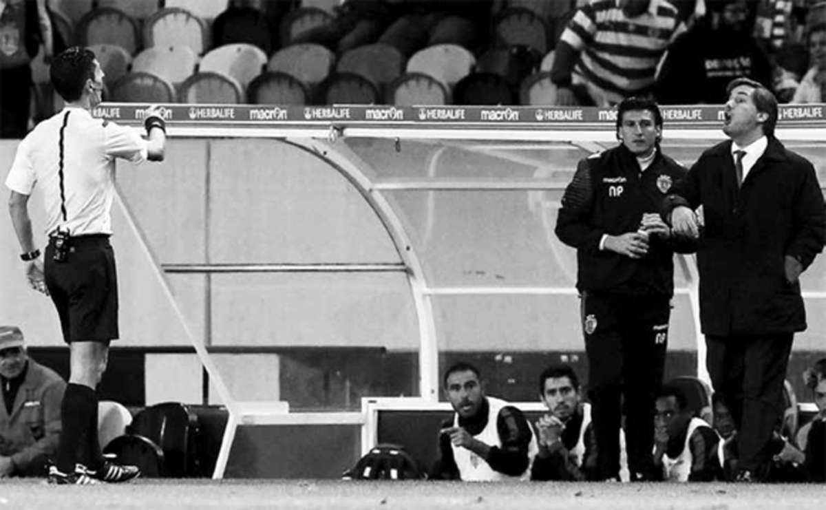 Neste dia… em 2016: Árbitros estudam boicote parcial ao Sporting
