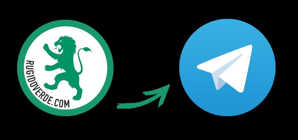 O Rugido Verde já está no Telegram
