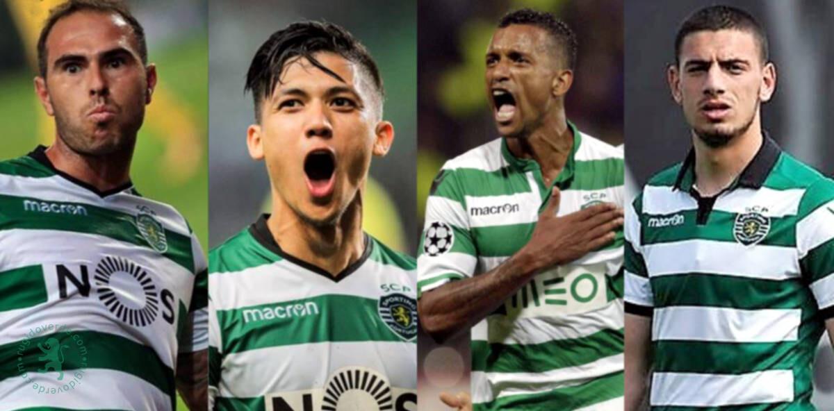 Neste dia… em 2019, Varandas despacha 10 jogadores entre eles Nani, Montero e Demiral… e encaixa só 4,5 milhões (!)