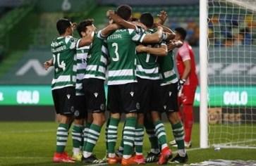 Sporting 2-0 Paços de Ferreira