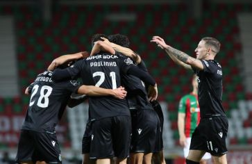 CS Marítimo 0-2 Sporting CP
