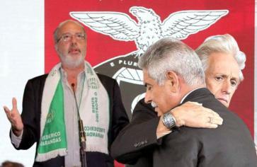 O Processo dos 14 Milhões de Euros: Jorge Jesus, Alves e Benfica