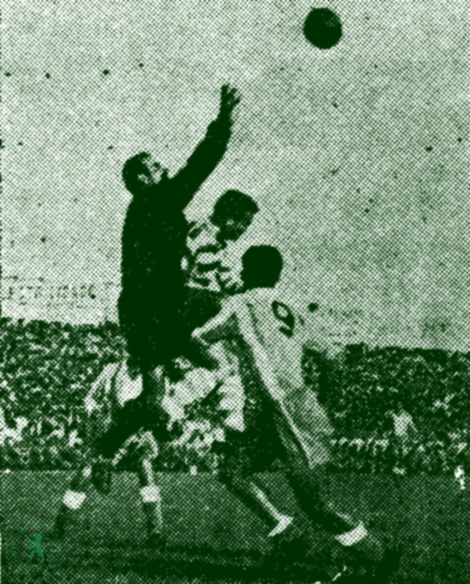 Neste dia… em 1952 – Sporting vence Porto por (4-2) e leva a 1/2 final da Taça de Portugal para o jogo de desempate