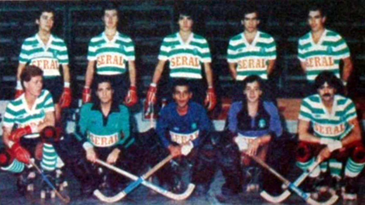 Neste dia… em 1984 – Sporting conquista Taça de Portugal em Hóquei em Patins