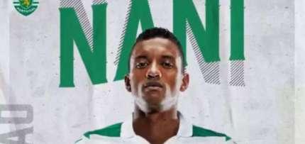 Neste dia… em 2018 – Nani assina por dois anos com o Sporting a custo zero e sem cláusula de rescisão