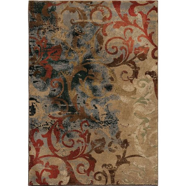 Orian Radiance Contemporary Area Rug Collection - Rugpal