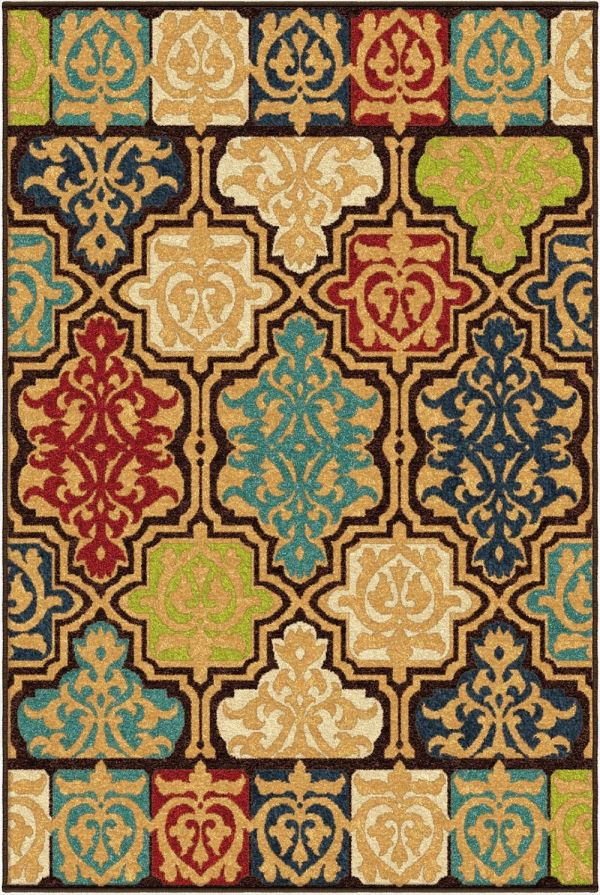 Orian Veranda Indoor Outdoor Area Rug Collection - Rugpal