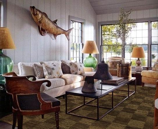 Lake House Interior Decorating Ideas