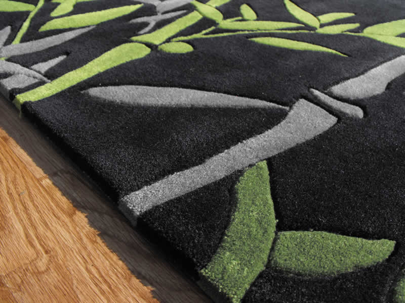 grey and green rugs  Home Decor