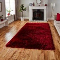 Red Rugs For Living Room Rooms Designs Small Space The With Free Uk Delivery Direct Polar Ruby Rug