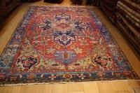 Persian Heriz Carpets, This Heriz Carpet is absolutely ...