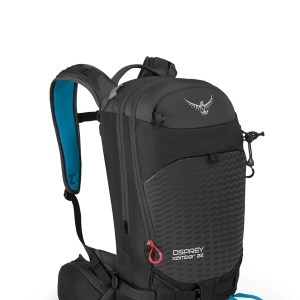 Osprey Kamber 22 Small/Medium - Galactic Black