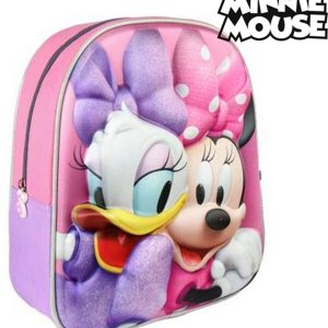 3D-schoolrugzak Minnie Mouse 8058