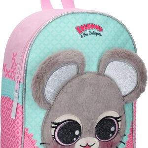 Lulupop & The Cutiepies Animals Mouse Rugzak - 9,3 l - Mouse