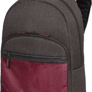 American Tourister Laptoprugzak - Sporty Mesh Laptop Backpack 15.6 inch Anthracite/Pink