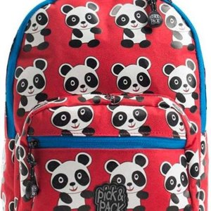 Pick & Pack Panda - Rugzak - Red Multi