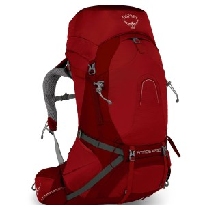 Osprey Atmos AG - 50L - Rigby Red - Large