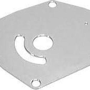 (6) Mercury / Mariner Wear plate 25 HP 25 - 50 HP (1997-06) 30, 40 HP (Carb 3 cyl) (EFI) 40 ItalY 45 Bodensee 50 hp 821354-2