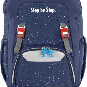 HAMA Step By Step GRADE Sky Rocket schoolrugzak met Easy Grow