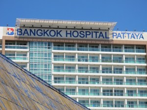 Bangkok Hospital in Pattaya