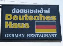 Restaurant Deutsches Haus Pattaya