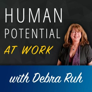 Human Potential at Work graphic
