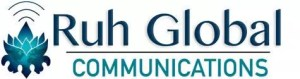 Rug Global Communications Logo