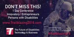 Don´t Miss This 1 day Conference trailblazing.