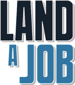 Image of Land A Job Logo