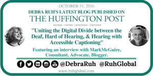 Mark Macguire Feautured in Huffington post By Debra