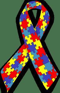 Disability Awareness Ribbon