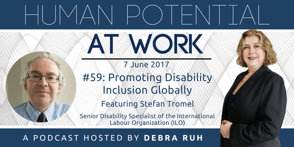 Promoting Disability Inclusion Globally