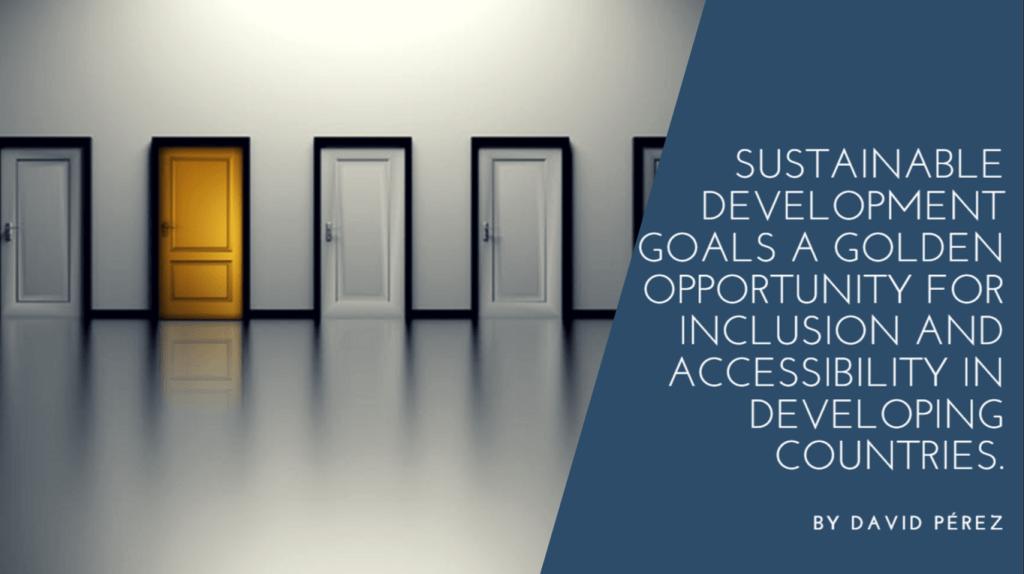 Golden Door representing opportunity
