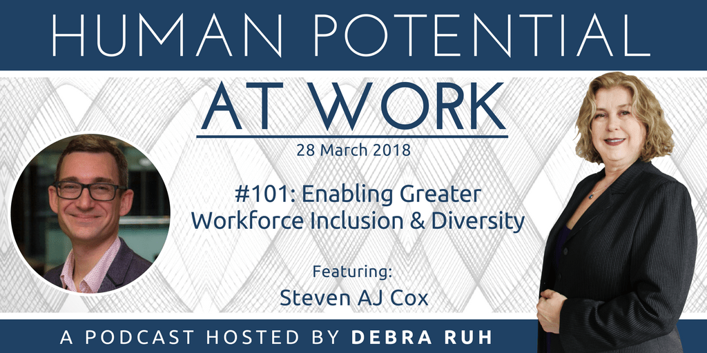 Flyer for #101: Enabling Greater Workforce Inclusion and Diversity