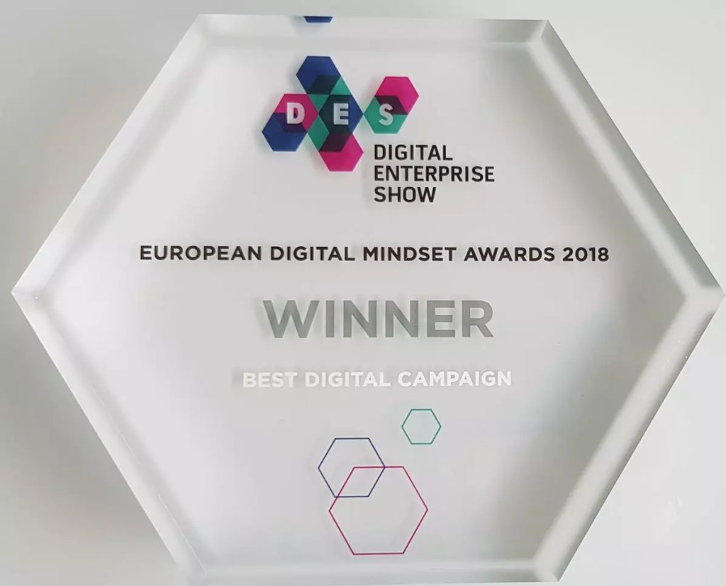 AXSChat Best Digitial Campaign Award 2018