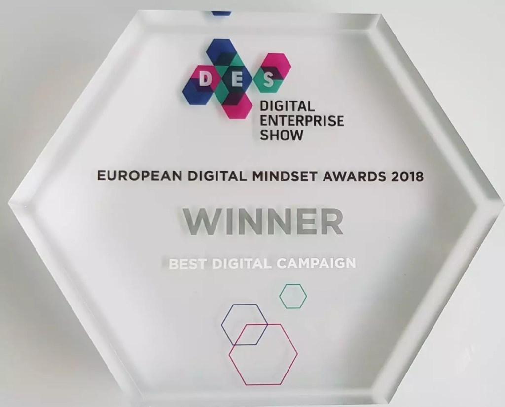 AXSChat Best Digitial Campaign Award 2018